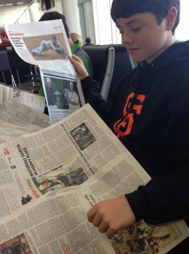 FC Newspaper